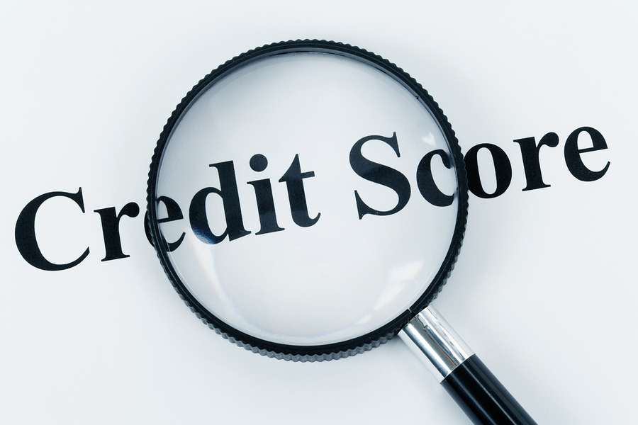 Credit Score and divorce in Illinois