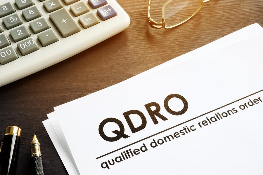 QDROs and divorce in Illinois