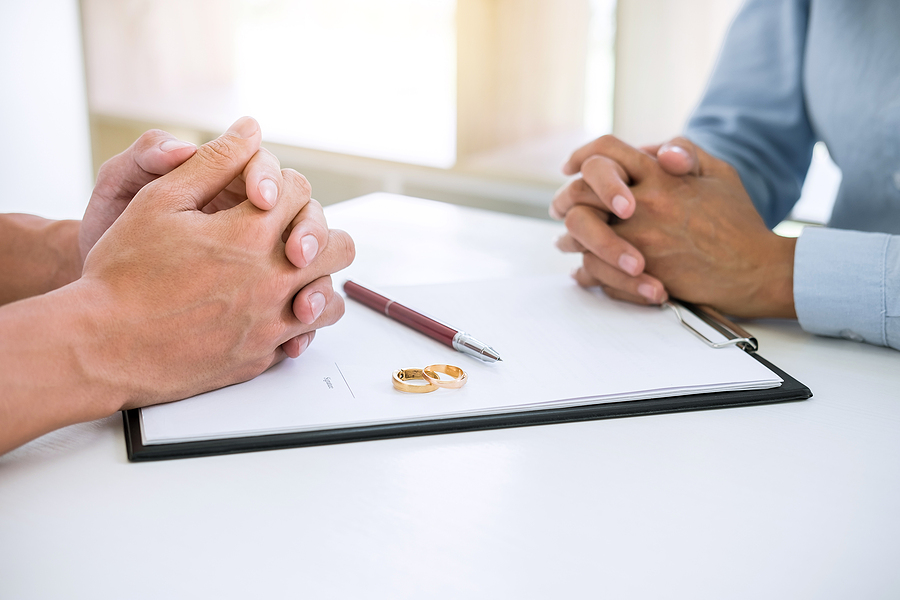 Counter-petition for divorce in Illinois