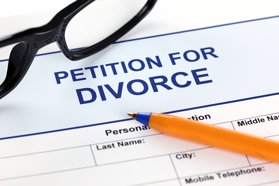 Divorce Petition In Illinois