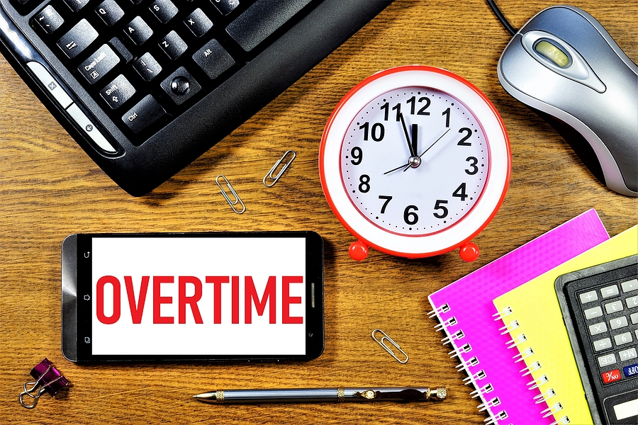 Overtime and 2nd Jobs In An Illinois Divorce