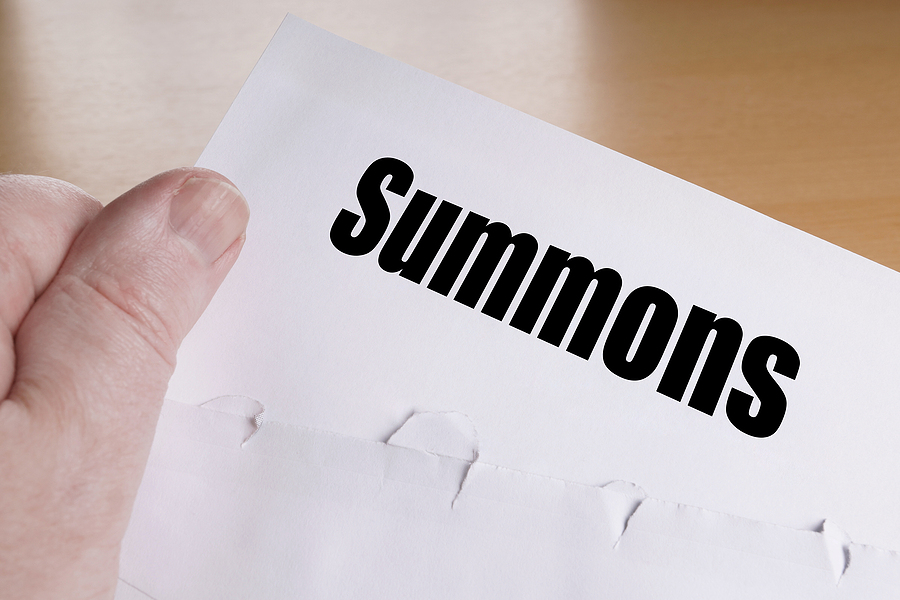Illinois Summons for Divorce