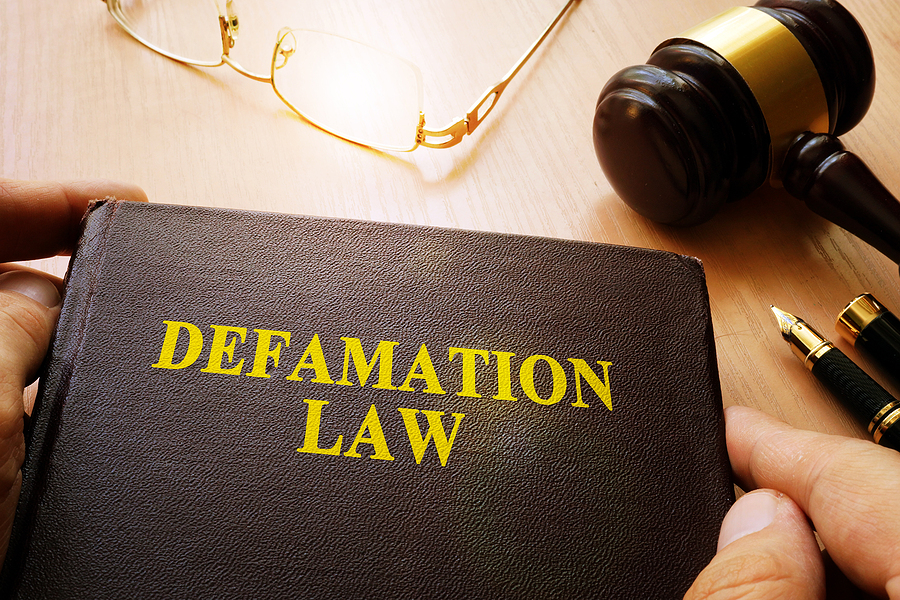 Divorce and defamation in Illinois