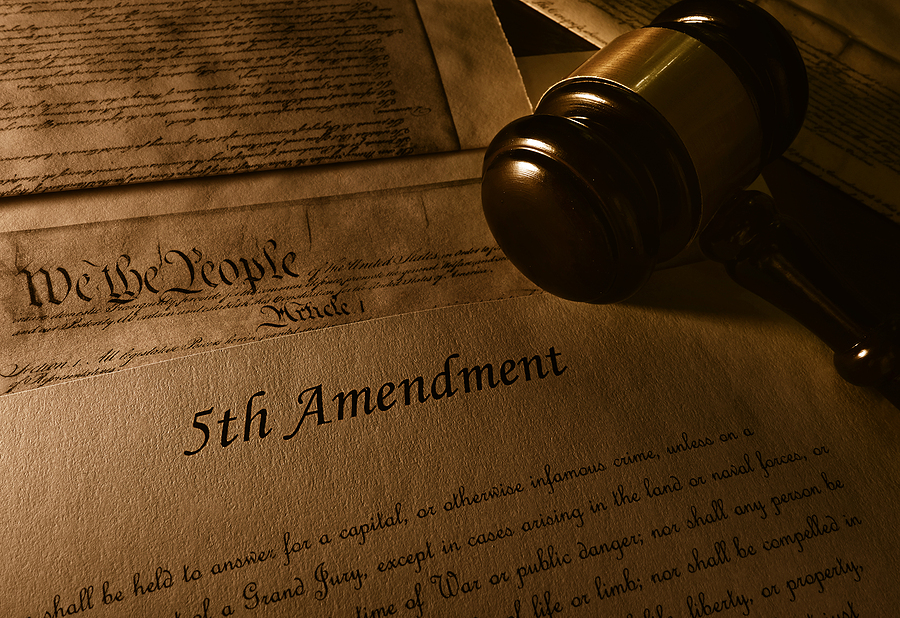 divorce 5th amendment