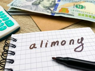 Alimony upwards Illinois