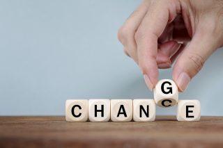 Substantial Change and Divorce