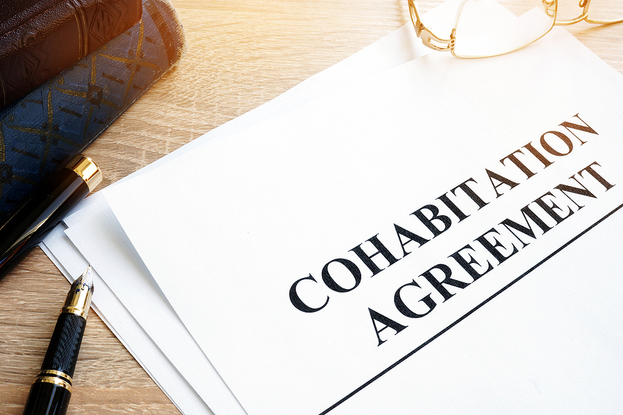 Cohabitation Agreements In Illinois
