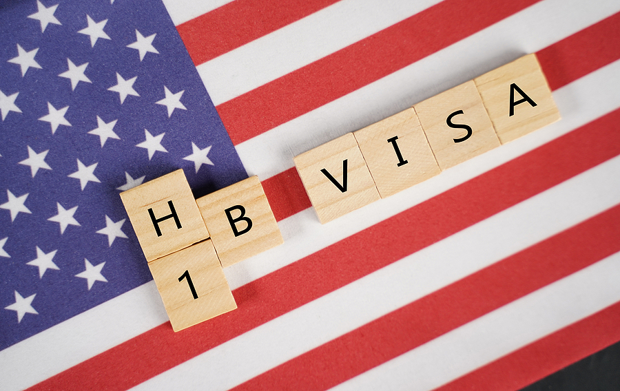 H1B visa and divorce in Illinois