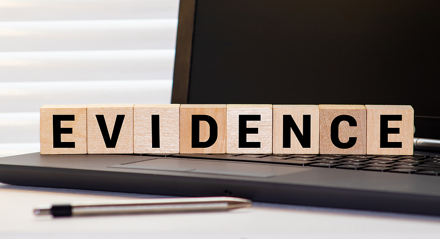 Evidence and Illinois Divorce