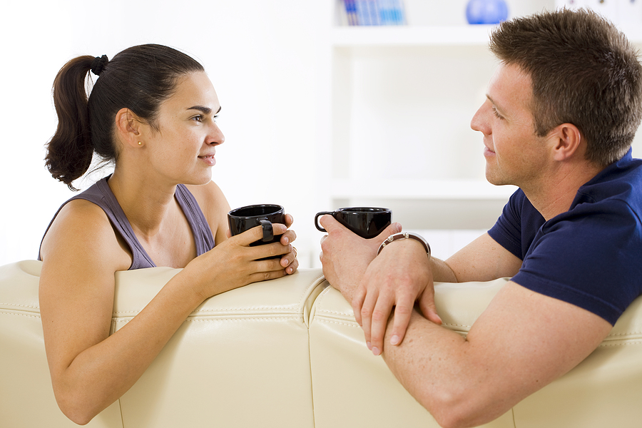 Talking To Spouse During Divorce
