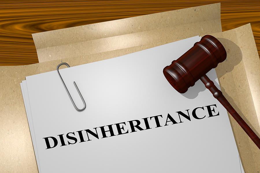 Disinherited Spouse