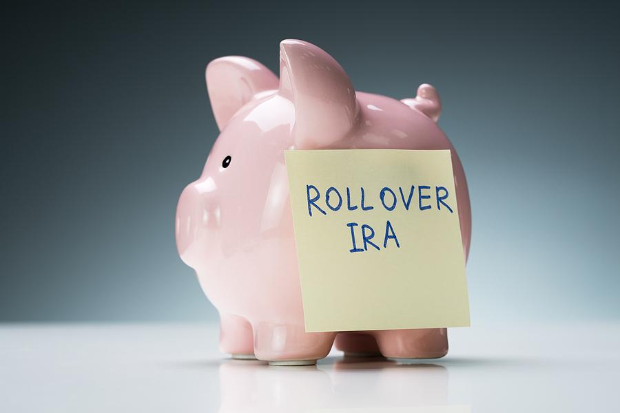 rollover 401k divorce