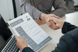 Seek employment after divorce