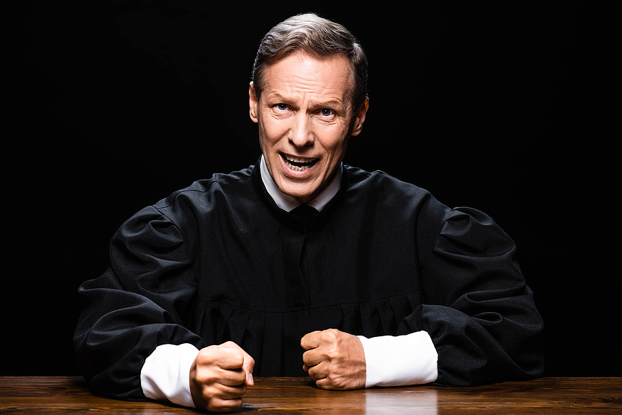 Suing an Illinois Judge