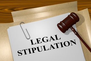 Stipulating to evidence in an Illinois divorce