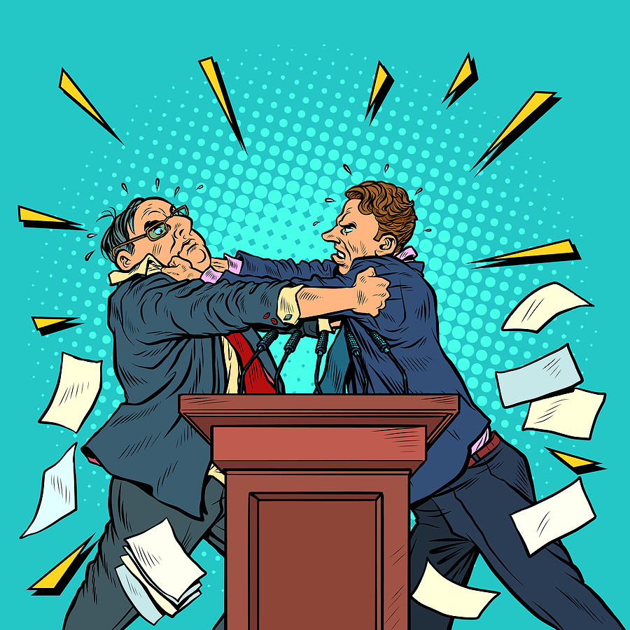 Objection argumentative