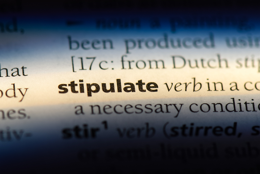Stipulated to uncontested issues in an Illinois divorce