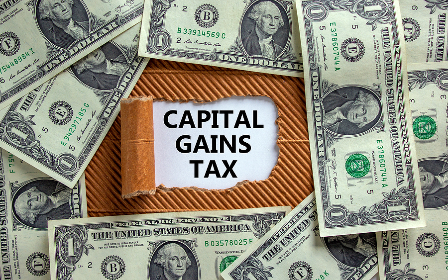 Capital Gains And Taxes in An Illinois Divorce