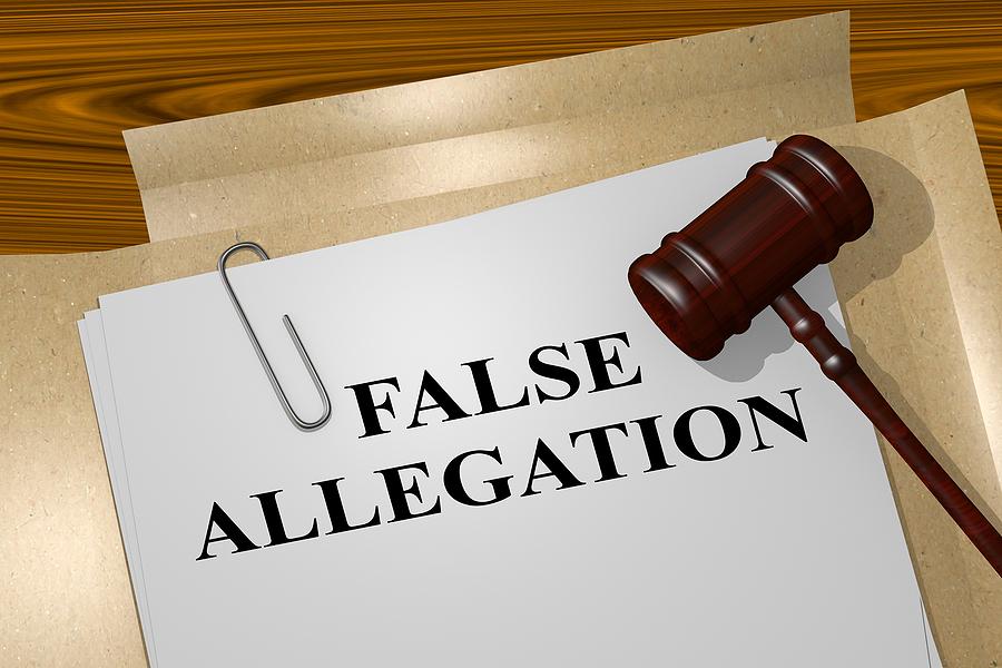 False Allegation to Illinois DCFS