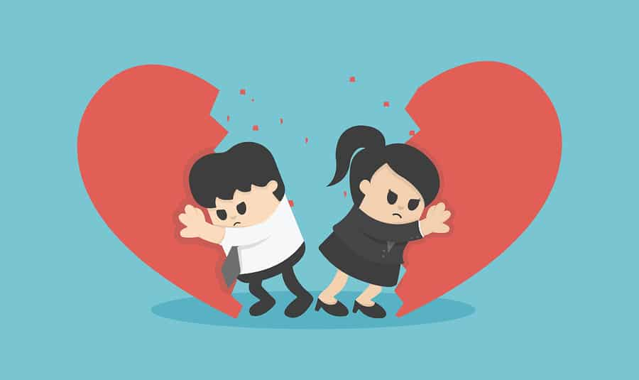 Grounds for divorce in Chicago Illinois