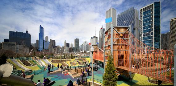 Places to go with your kids in Chicago