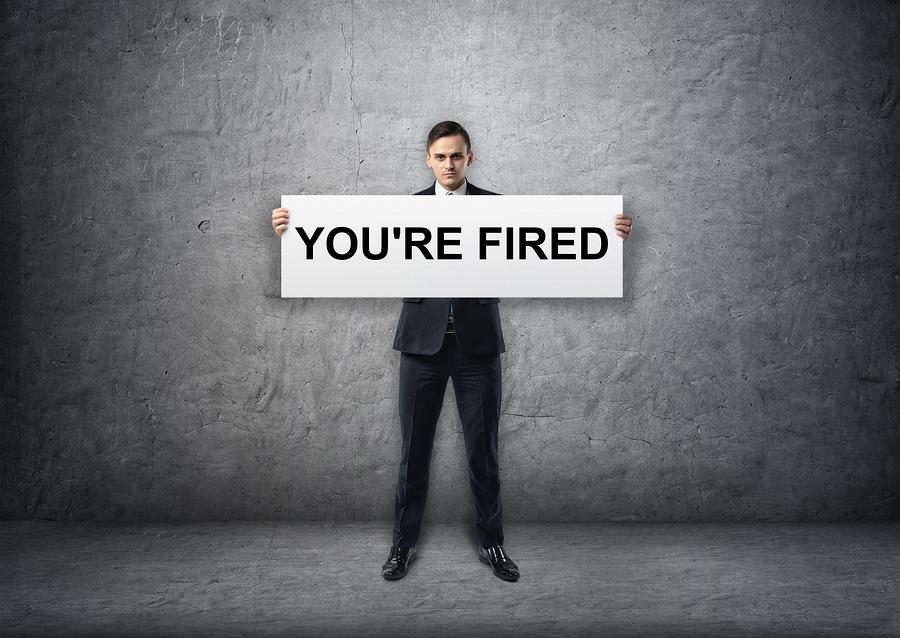 fired attorney