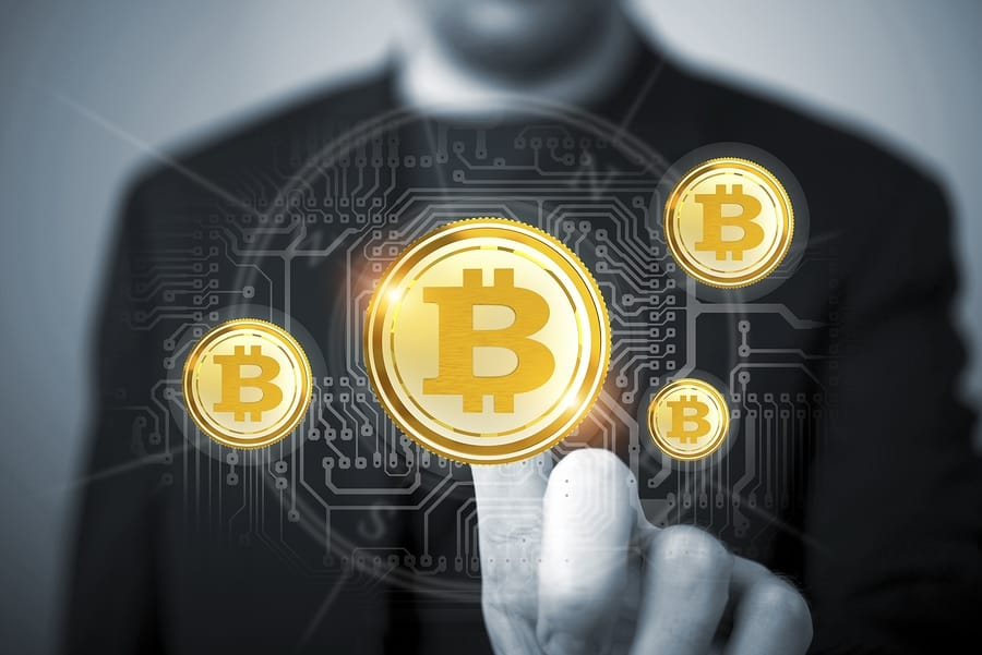 cryptocurrency and division of assets