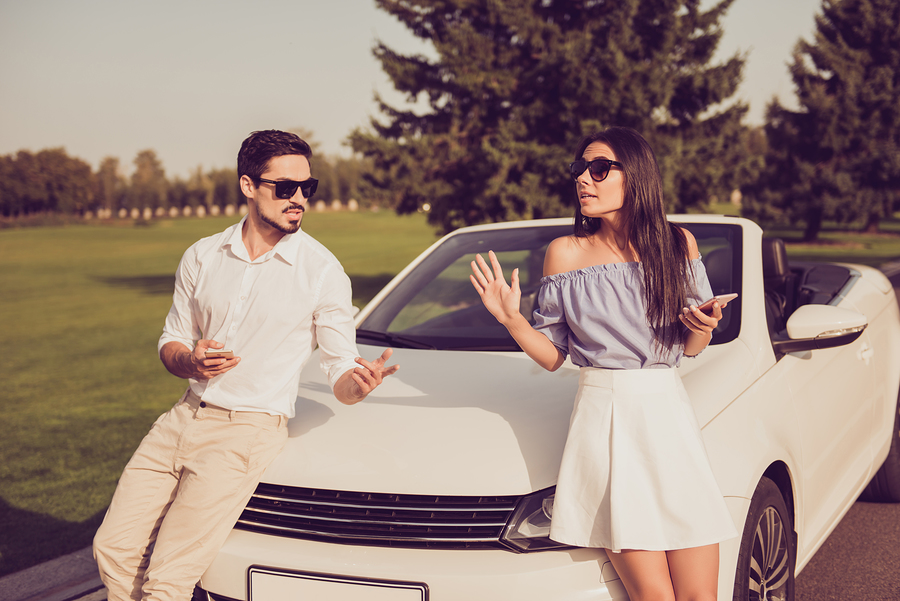 Cars and divorce in Illinois