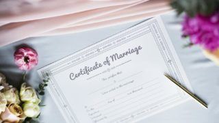 Bad Marriage Certificate