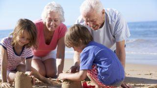 grandparent time with grandchildren