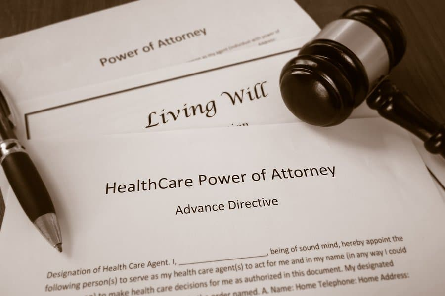 power of attorney divorce in Chicago, Illinois