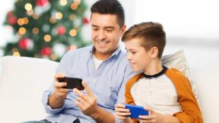 texting your children