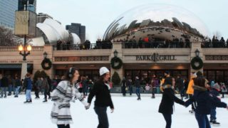 chicago ice rink